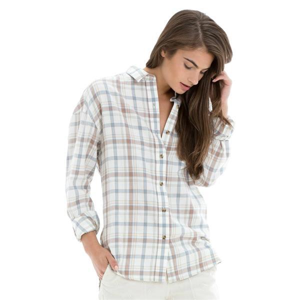 Obey Ditch Plains Button-Down Flannel