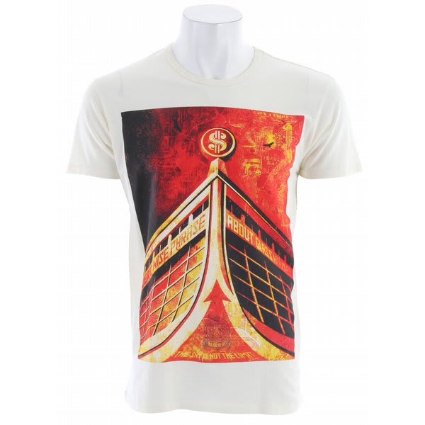 Obey Glass House T-Shirt