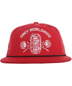 Obey Good Times Since 1989 Trucker Cap