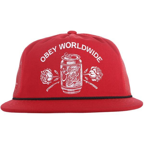 Obey Good Times Since 1989 Trucker Cap