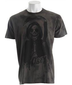 Obey Grim Reaper Crystal Tie Dye T-Shirt