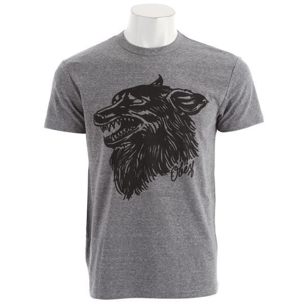 Obey Hell Hound Tri-Blend T-Shirt