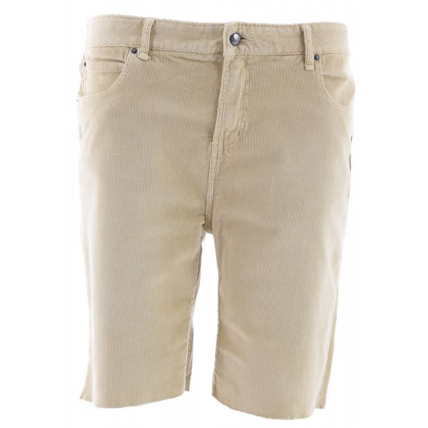 Obey Juvee Cord Cut Offs Shorts