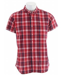 Obey Kilburn S/S Shirt Red