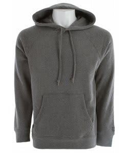 Obey Lofty Creature Comforts Pullover Hoodie Heather Grey