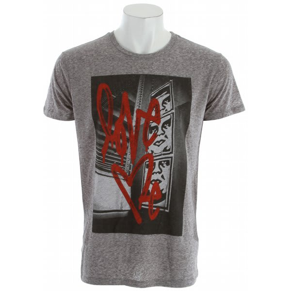 Obey Love Me 1 Limited Series: Curtis Kulig T-Shirt