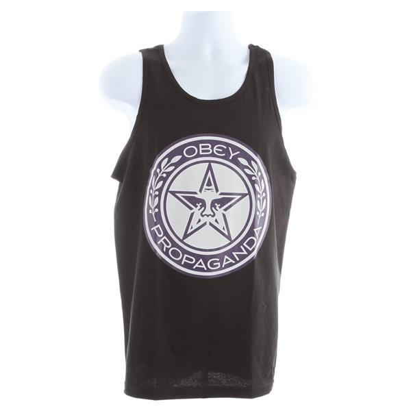Obey Luxury Propaganda Basic Tank Top