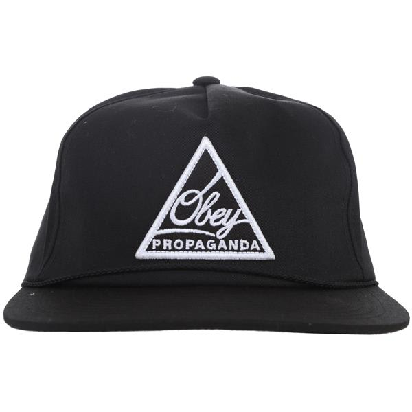 Obey New Federation Snapback Cap