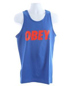 Obey Obey Font Basic Tank Top