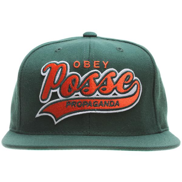 Obey On Deck Snapback Cap