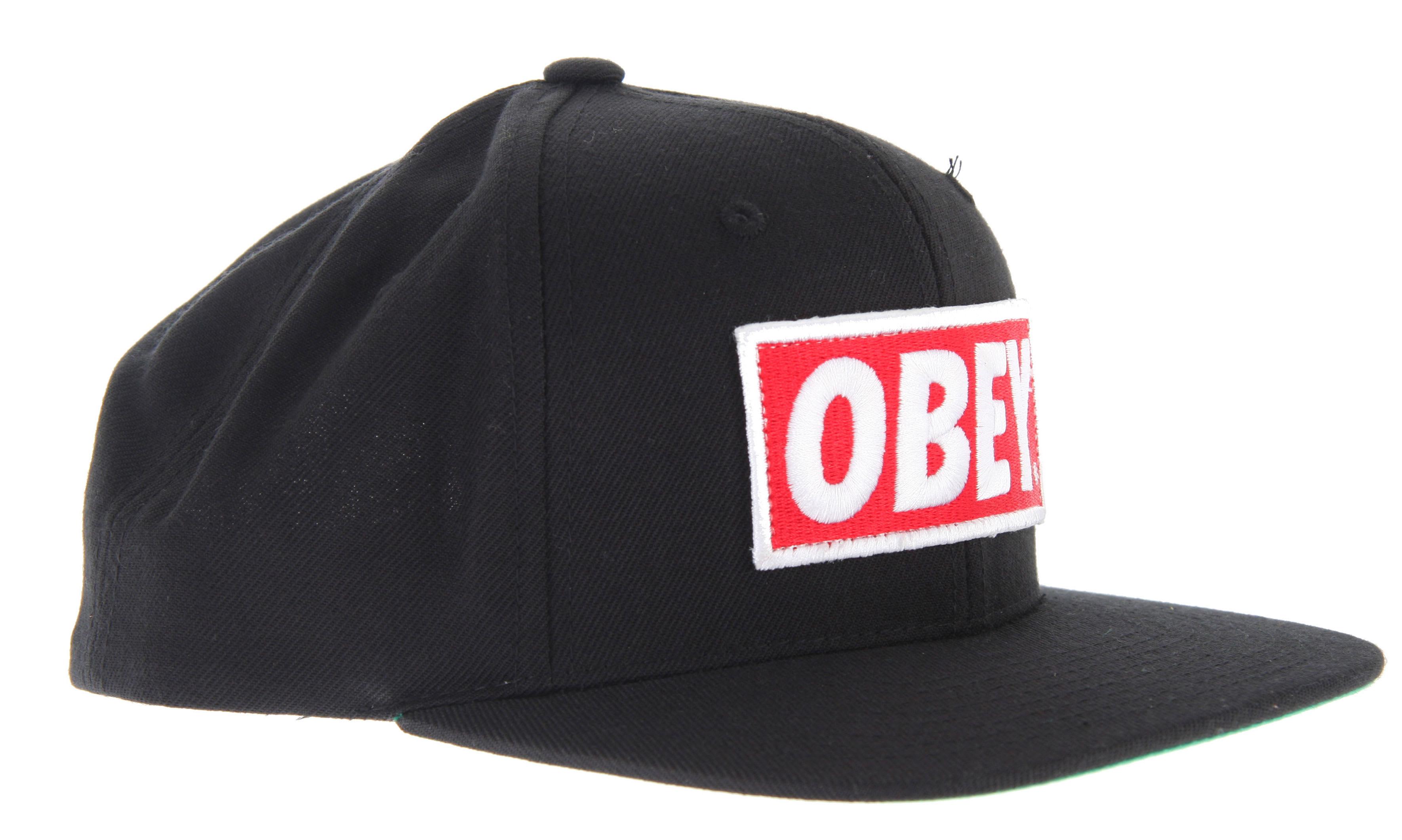 464cddbbe Obey Original Hat on PopScreen