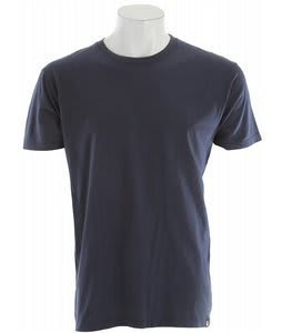 Obey Thrift Blanks T-Shirt Mood Indigo