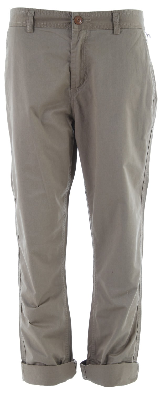 Obey Traveler Pant Khaki - Men's