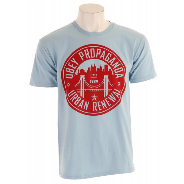 Obey Urban Renewal Basic T-Shirt
