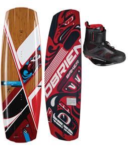 O'Brien Baker 136 Wakeboard w/ Gtx Bindings