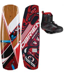 O'Brien Baker 144 Wakeboard w/ Gtx Bindings