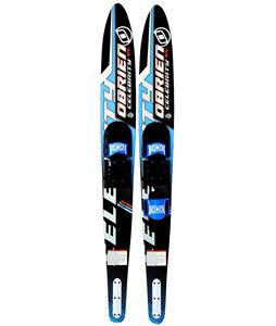 O'Brien Celebrity Combo Skis Blue 64 w/ 700/RT Bindings