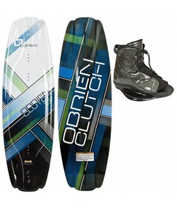 O'Brien Clutch 137 Wakeboard w/ Access Bindings