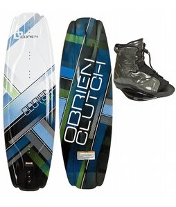 O'Brien Clutch 142 Wakeboard w/ Access Bindings