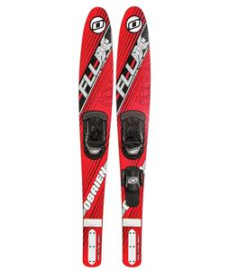 O'Brien Flux Combo Skis 65.5 w/ X8/RT STD Bindings