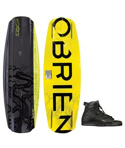 O'Brien Format Wakeboard w/ Access Bindings