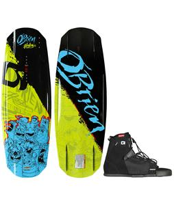 O'Brien Hooky Wakeboard w/ Jr Access Bindings