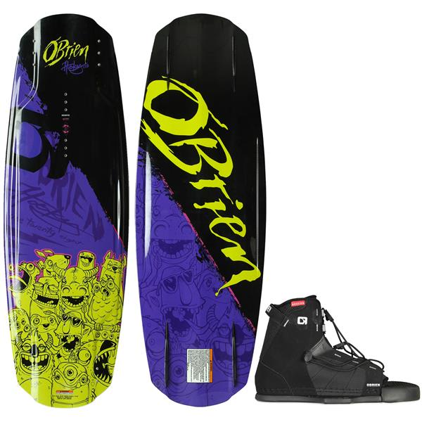 OBrien Hooky Wakeboard w/ Jr Access Bindings