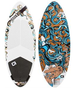 O'Brien Nalu Limited Blem Wakesurfer 5ft 4in