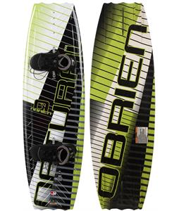 O'Brien Natural Wakeboard w/ Clutch Bindings