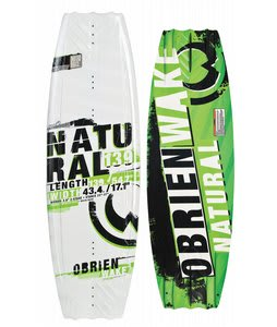 O'Brien Natural Wakeboard Blem 139