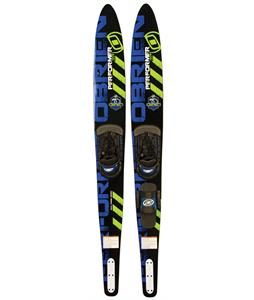 O'Brien Performer Skis 68 w/ X-8 Bindings Std (7-13)