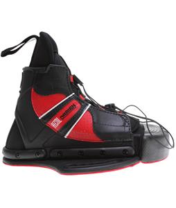 O'Brien Recoil Wakeboard Bindings Black/Red
