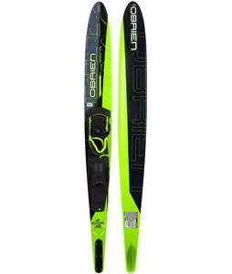 O'Brien Siege Slalom Ski w/ X9/Adj RTP Bindings