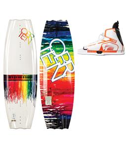 O'Brien Siren Wakeboard 119 w/ Nova Jr Bindings