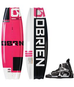 O'Brien Siren Wakeboard w/ Device Jr Bindings