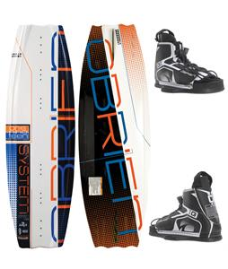 O'Brien System Wakeboard 119 w/ Device Jr Bindings