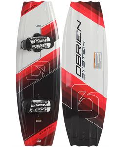 O'Brien System Wakeboard 135 w/ System Bindings One Size