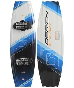O'Brien System Wakeboard 140 w/ System Bindings One Size