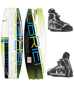 O'Brien System Wakeboard w/ Device Bindings