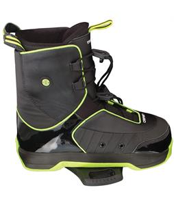 O'Brien Tracer CT Wakeboard Bindings Black/Green