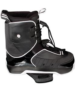 O'Brien Tracer CT Wakeboard Bindings Black/White