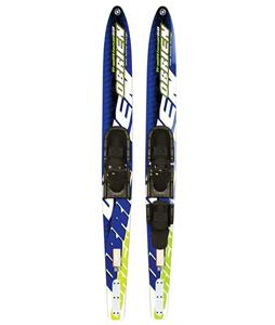 O'Brien Traditional Skis 68 w/ 475 Adj. Bindings