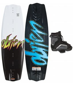 O'Brien Valhalla Wakeboard w/ Link Bindings