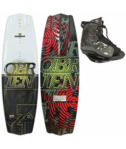 O'Brien Valhalla 138 Wakeboard w/ Access Bindings