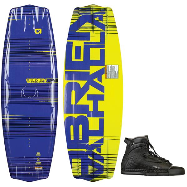 OBrien Valhalla Wakeboard w/ Access Bindings
