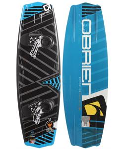 O'Brien Valhalla Wakeboard 138 w/ Clutch Bindings
