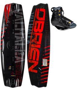 O'Brien Valhalla Wakeboard 143 w/ Access Bindings
