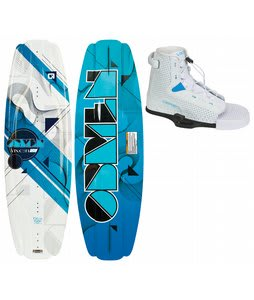 O'Brien Vixen 132 Wakeboard w/ Vixen Bindings