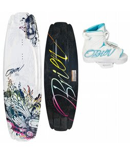 O'Brien Vixen Wakeboard 137 w/ Vixen Bindings