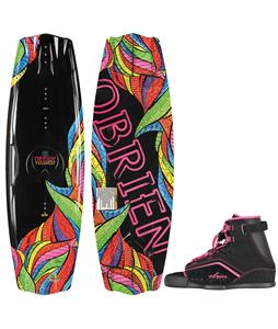 O'Brien Vixen Wakeboard w/ Vixen Bindings